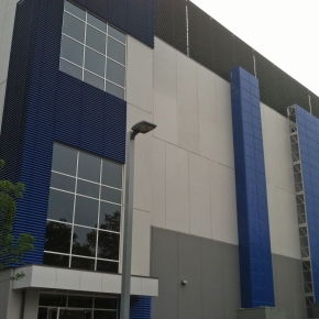 Bonland Industries Completed Data Center Projects